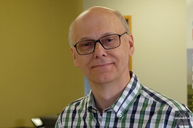 Yves Bélanger est candidat à la mairie de... (Alain Dion, archives La Voix de l'Est)