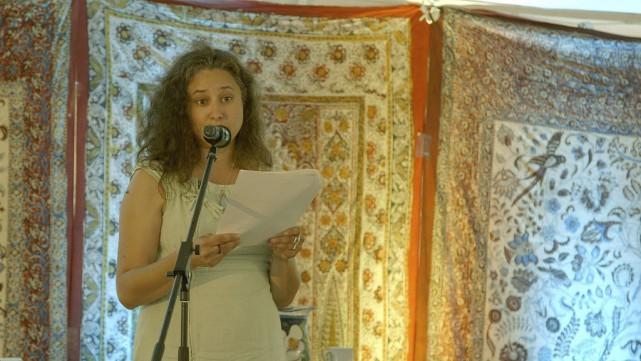 Docteure en sémiologie, Stéphanie St-Amant, originaire de Sherbrooke,... (Photo tirée de Facebook)