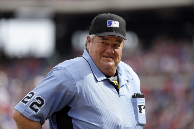 Joe West... (ARCHIVES AP)