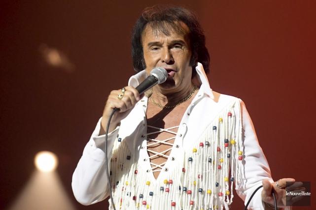 Elvis Lajoie... (Archives Le Nouvelliste)