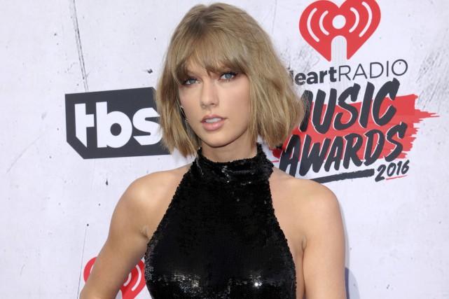 Taylor Swift poursuit un DJ qu'elle accuse de... (AP, Richard Shotwell)