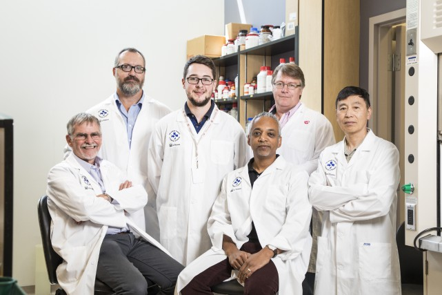 Des chercheurs d'Ottawa ont découvert une protéine potentiellement... (Courtoisie)