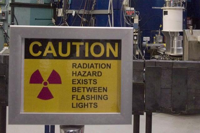 Le dépotoir de déchets nucléaires servirait à entreposer... (Archives, La Presse Canadienne)