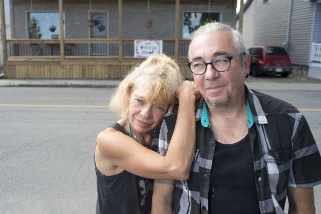 Pascal Bourdot et Anne Cordier ont vu leur... (Sylvain Mayer)