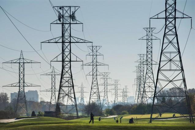 Le bureau du ministre de l'Énergie de l'Ontario,... (photo darren calabrese, archives la presse canadienne)