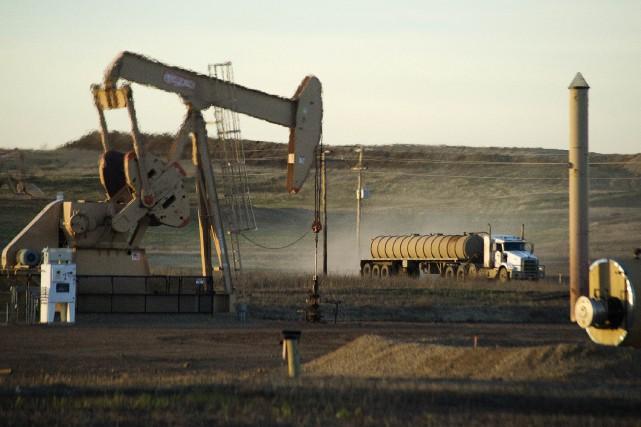 Les prix du pétrole ont terminé en légère hausse mercredi après l'annonce d'un... (PHOTO ARCHIVES REUTERS)
