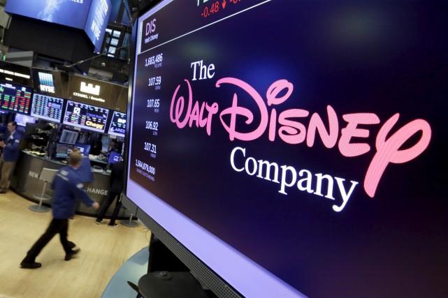 Disney lancera en 2018 un service de diffusion... (AP, Richard Drew)