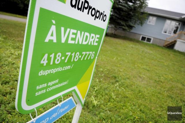 Dans la région métropolitaine de recensement de Saguenay,... (Archives Le Quotidien, Mariane L. St-Gelais)