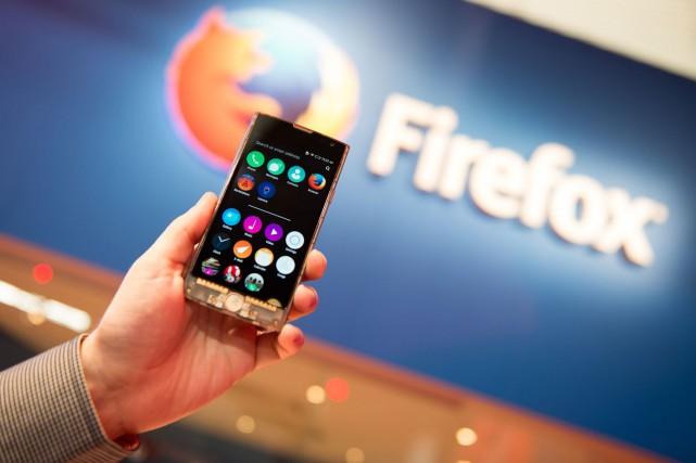 Mozilla est une organisation à but non lucratif... (PHOTO TIRÉE D'INTERNET)