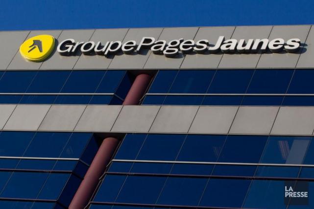 Pages Jaunes continue d'accroître la part du numérique dans son chiffre... (photo archives la presse)