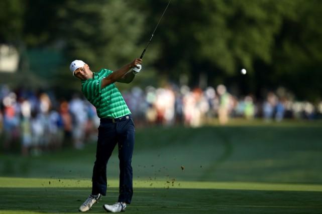 Jordan Spieth... (Rob Schumacher, USA Today Sports)
