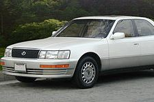 Lexus LS 1989...