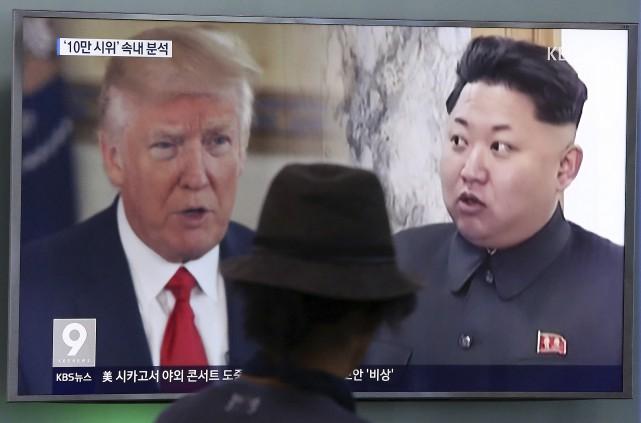 La tension est haute entre les États-Unis de... (Archives AP)