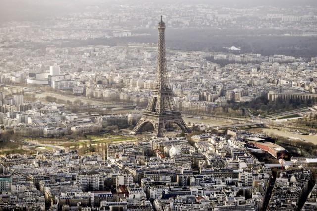 Près de 22% des Parisiens seraient touchés par... (Archives AFP, Kenzo Tribouillard)