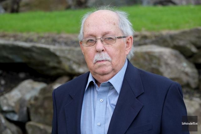 Le maire de Roxton Pond, Raymond Loignon, n'est... (Alain Dion, archives La Voix de l'Est)