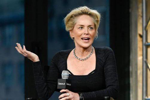 Sharon Stone... (PHOTOEVAN AGOSTINI, ARCHIVES ASSOCIATED PRESS)