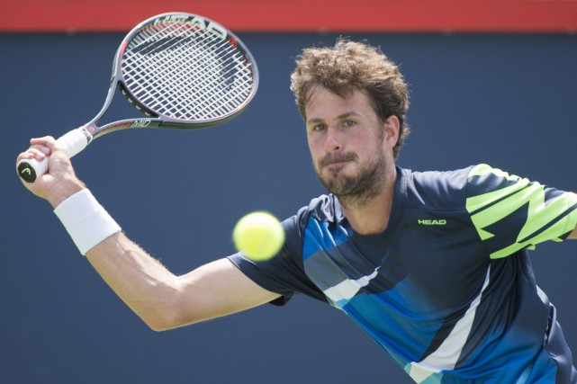 Robin Haase se retrouve en demi-finale.... (Photo Paul Chiasson, La Presse canadienne)