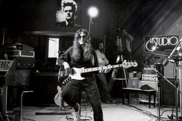Le chanteur de Rush, Geddy Lee, est l'une... (La Presse canadienne, fournie par André Perry)
