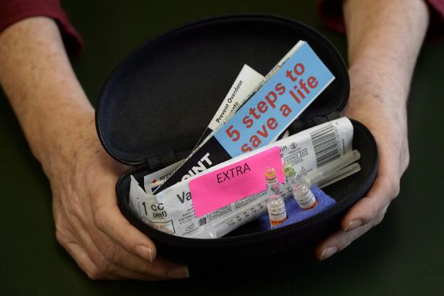La Coalition ontarienne contre la pauvreté a appelé... (Photo Frank Gunn, La Presse canadienne)