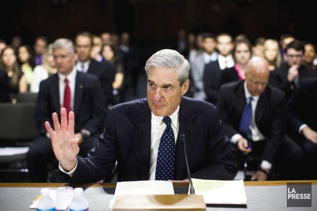 Robert Mueller... (La Presse NYT)