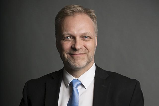 L'entrepreneurBertrand Bolduc... (fournie)