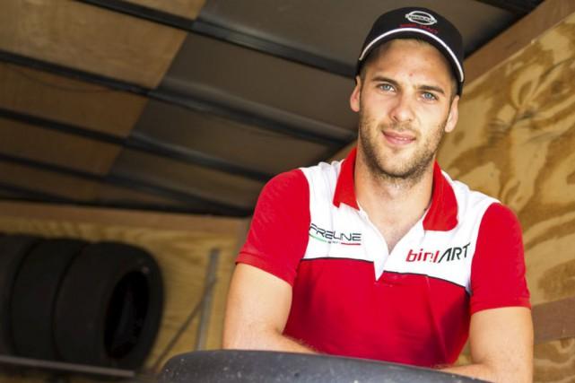 Meneur du classement de la Coupe Nissan Micra,... (Olivier Croteau)