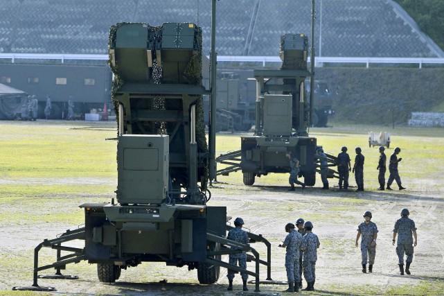 Selon la chaîne de télévision publique japonaise NHK,... (Photo Reuters)