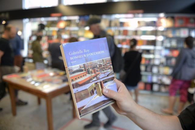Bonheur d'occasion, de Gabrielle Roy, a été publié... (Le Soleil, Jean-Marie Villeneuve)