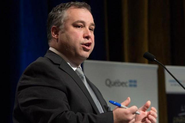 Le ministre de l'Éducation et de la Famille... (PHOTO JACQUES BOISSINOT, ARCHIVES LA PRESSE CANADIENNE)