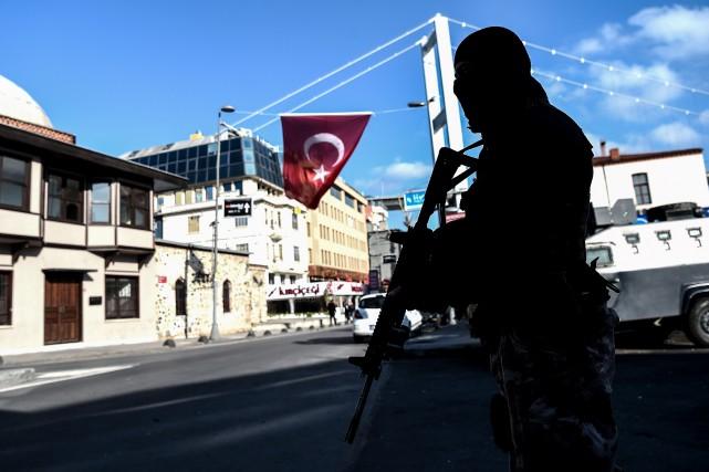 La Turquie est frappée depuis deux ans par... (ARCHIVES AFP)