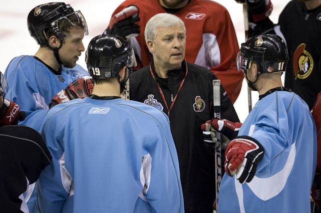 En 2007, Bryan Murray avait atteint la finale... (Archives, La Presse Canadienne)