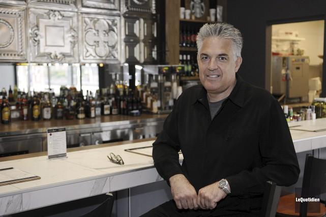 Le président de Ciné-Entreprise et propriétaire du Cinéma... (Le Quotidien)