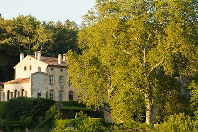 Le réalisateur américain George Lucas a fait l'acquisition du Château Margüi,... (IMAGE TIRÉE DU SITE WWW.CHATEAUMARGUI.COM)