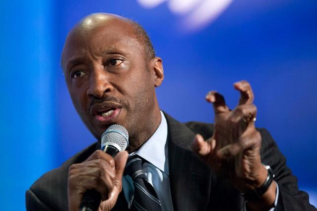 Kenneth Frazier, qui occupe les fonctions de PDG... (ARCHIVES AP)