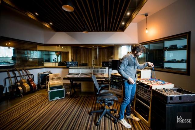 vent de changement en studio philippe beauchemin musique. Black Bedroom Furniture Sets. Home Design Ideas