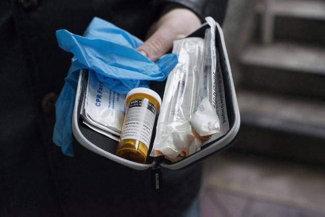 Trois sites d'injection supervisée doivent ouvrir prochainement à... (Photo Jonathan Hayward, La Presse canadienne)