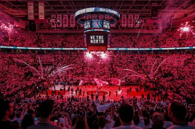 La saison 2017-18 des Raptors commencera le 19... (La Presse canadienne)