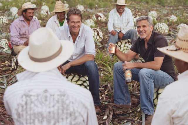 La marque Casamigos, qui se veut une boisson... (Photo fournie par Casamigos tequila)