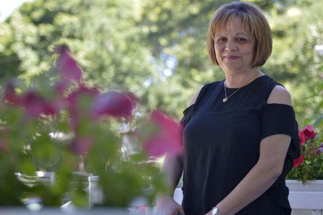 Kremena Stefanovska a étudié six ans à l'Université... (Le Soleil, Yan Doublet)