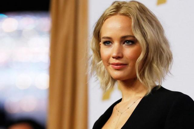 L'actrice Jennifer Lawrence a demandé à ses abonnés... (photoMario Anzuoni, archives reuters)
