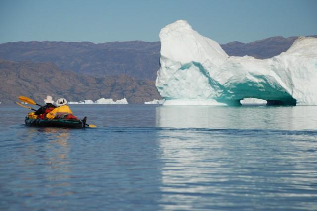 L'Arctique se réchauffe deux fois plus vite que... (Photo fournie par Blackfeather Adventure)