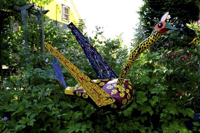 Expo d 39 oiseaux sympathiques saint antoine de tilly for Exposition d une maison