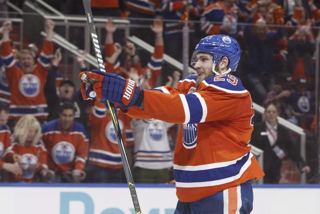 Leon Draisaitlvient de compléter sa troisième saison dans... (La Presse canadienne, Jason Franson)
