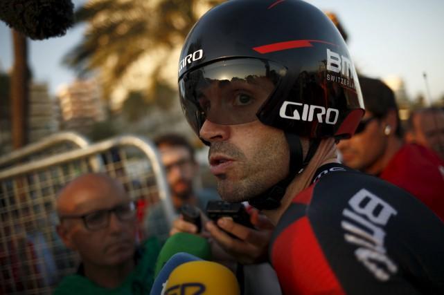 Samuel Sanchez... (Photo Jon Nazca, archives Reuters)