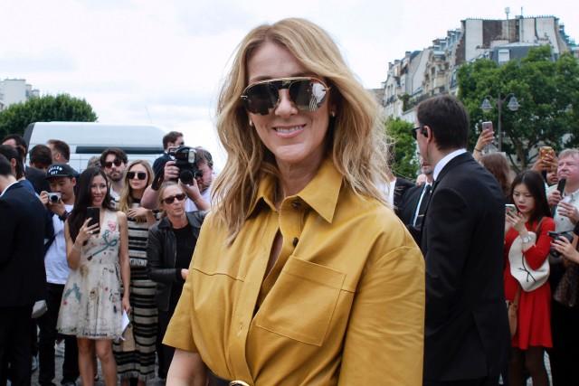 Céline Dion... (Photo AFP)
