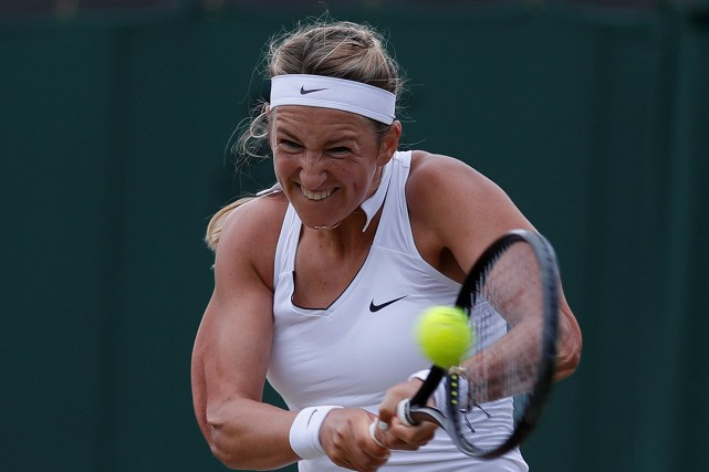 Victoria Azarenka... (Photo Andrew Couldridge, Reuters)
