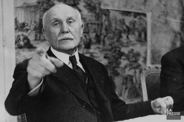 Le Maréchal Pétain en 1941.... (Photo archives La Presse)