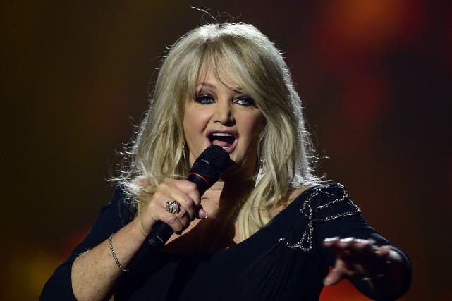 Bonnie Tyler... (ARCHIVES AFP)
