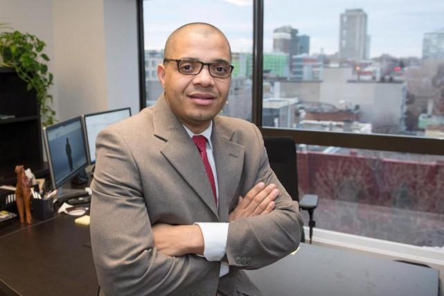 Herman Deparice-Okomba,directeur du Centre de prévention de la... (Archives La Presse canadienne,Ryan Remiorz)