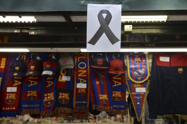 Le FC Barcelone a indiqué que le report... (Photo Josep Lago, AFP)